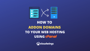 How to addon domains to your hosting plan using cPanel